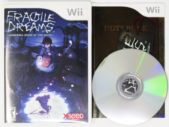Fragile Dreams: Farewell Ruins of The Moon (Wii)