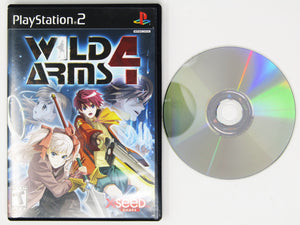 Wild Arms 4 (Playstation 2 / PS2)
