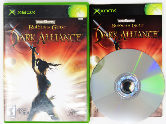Baldur's Gate Dark Alliance (Xbox)