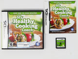 My Healthy Cooking Coach (Nintendo DS)