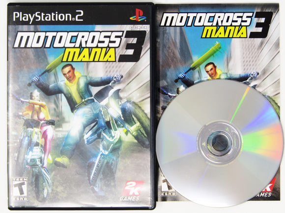 Motocross Mania 3 (Playstation 2 / PS2)