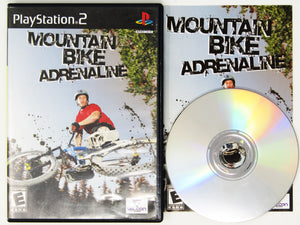 Mountain Bike Adrenaline (Playstation 2 / PS2)
