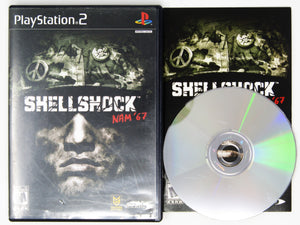 Shell Shock Nam '67 (Playstation 2 / PS2)