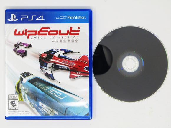 Wipeout Omega Collection (Playstation 4 / PS4)