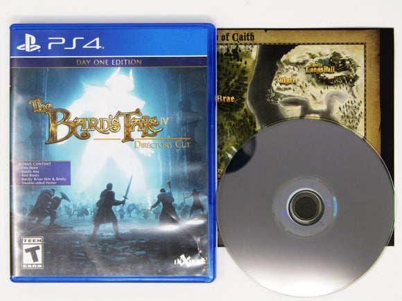 The Bard's Tale IV: Director's Cut [Day One Edition] (Playstation 4 / PS4)