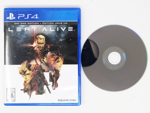 Left Alive (Playstation 4 / PS4)