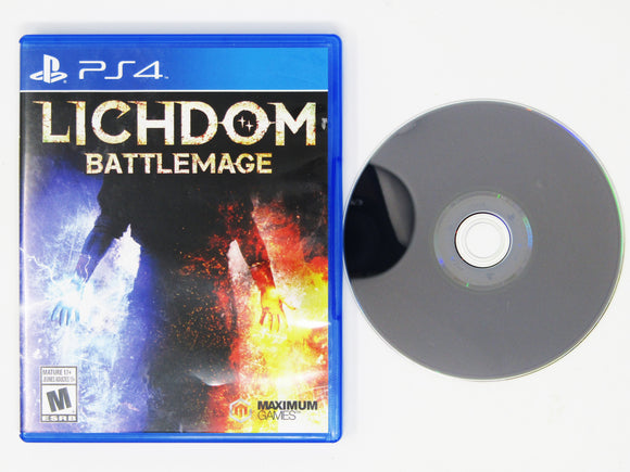 Lichdom: Battlemage (Playstation 4 / PS4)
