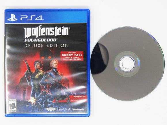 Wolfenstein Youngblood [Deluxe Edition] (Playstation 4 / PS4)