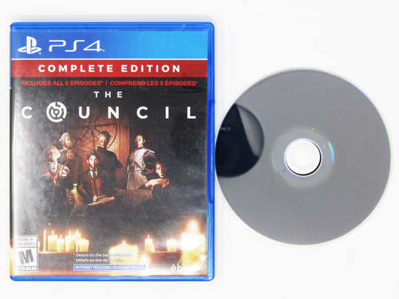 The Council (Playstation 4 / PS4)