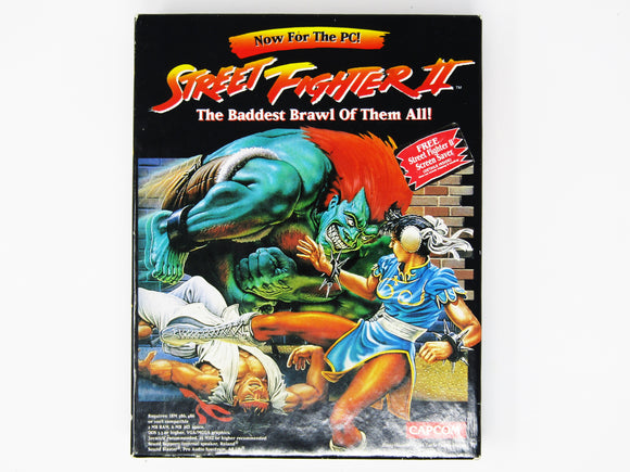 Street Fighter II 2 (PC)