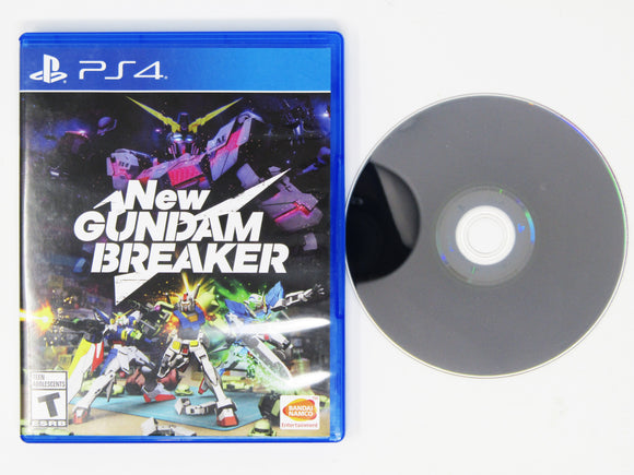 New Gundam Breaker (Playstation 4 / PS4)
