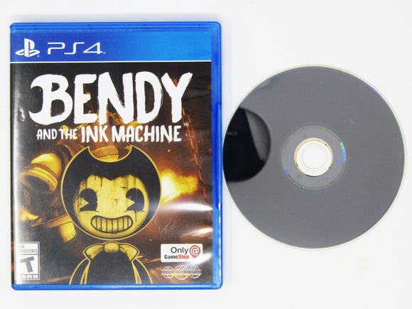 Bendy And The Ink Machine (Playstation 4 / PS4)