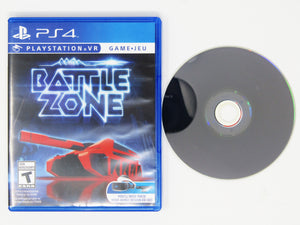 Battlezone VR (Playstation 4 / PS4)