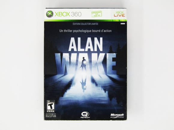 Alan Wake [Limited Edition] (Xbox 360)