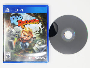 Rad Rodgers (Playstation 4 / PS4)