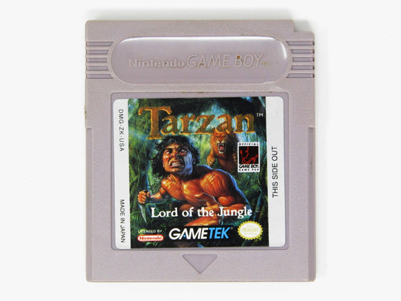 Tarzan Lord of the Jungle (Game Boy)