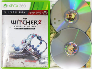 The Witcher 2 Assassins of Kings Enhanced Edtion (Xbox 360)