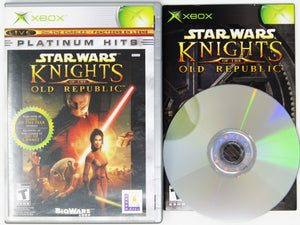 Star Wars Knights Of The Old Republic [Platinum Hits] (Xbox)