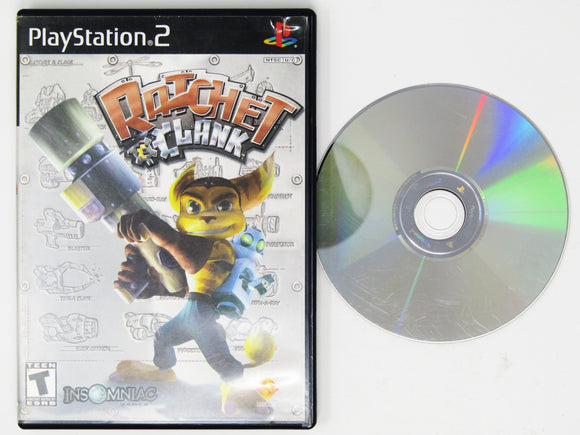 Ratchet And Clank (Playstation 2 / PS2)