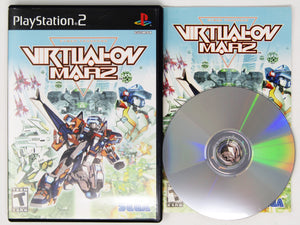 Virtual-On Marz (Playstation 2 / PS2)