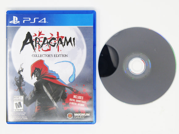 Aragami Collector's Edition (Playstation 4 / PS4)
