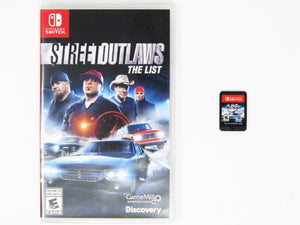 Street Outlaws: The List (Nintendo Switch)
