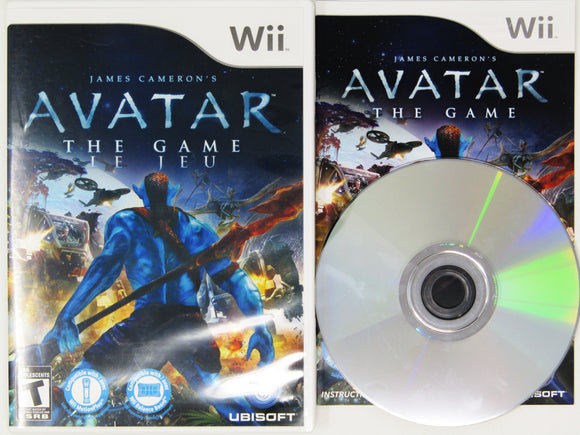 Avatar: The Game (Nintendo Wii)