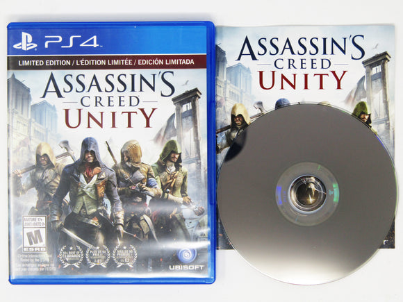 Assassin's Creed: Unity [Limited Edition] (Playstation 4 / PS4)