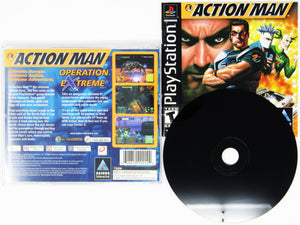 Action Man Operation EXtreme (Playstation / PS1)