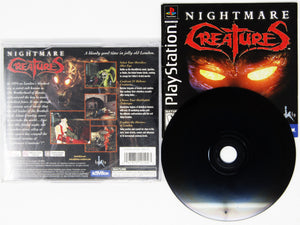 Nightmare Creatures (Playstation / PS1)