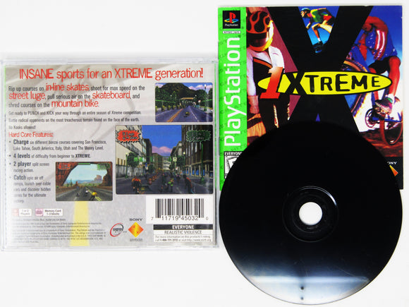 1Xtreme [Greatest Hits] (Playstation / PS1)