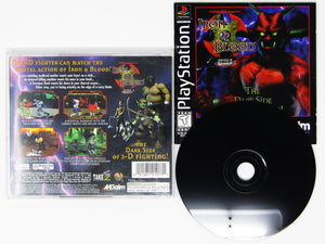 Advanced Dungeons & Dragons Iron And Blood (Playstation / PS1)