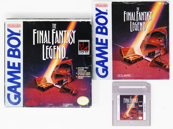 The Final Fantasy Legend (Game Boy)