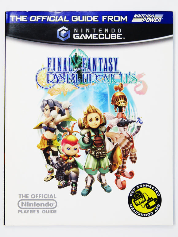 Final Fantasy Crystal Chronicles [Nintendo Power] (Game Guide)