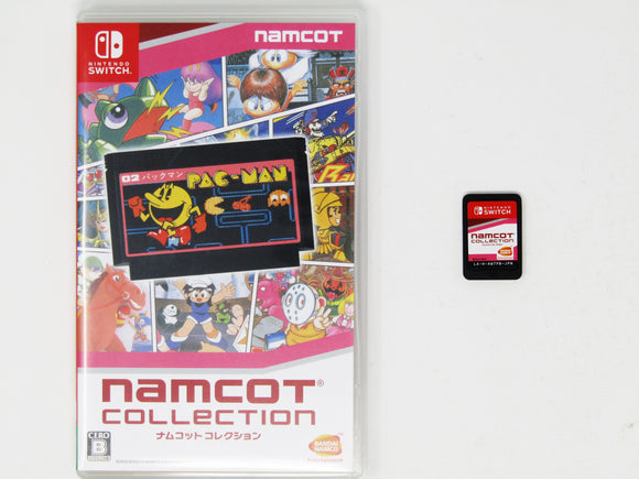 Namcot Collection (JP Import) (Nintendo Switch)