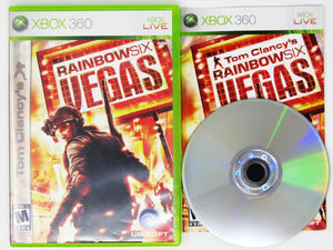 Rainbow Six Vegas (Xbox 360)