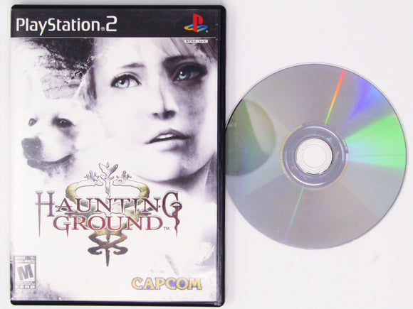 Haunting Ground (Playstation 2 / PS2)