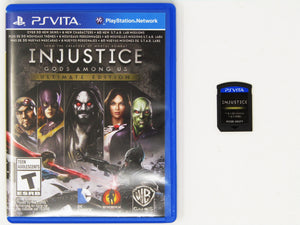 Injustice: Gods Among Us Ultimate Edition (Playstation Vita / PSVITA)