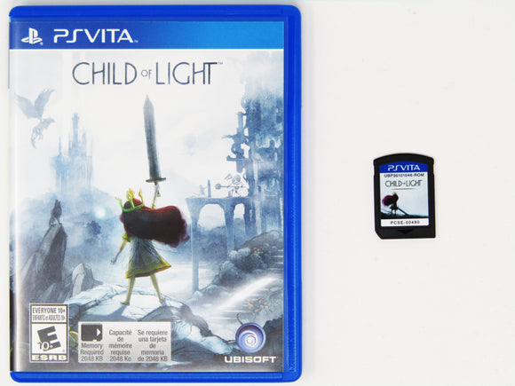 Child Of Light (Playstation Vita / PSVITA)