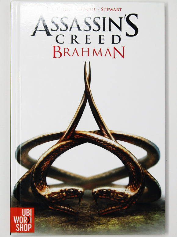 Assassin's Creed Brahman [French Version] [Hard Cover] (Comic Book)