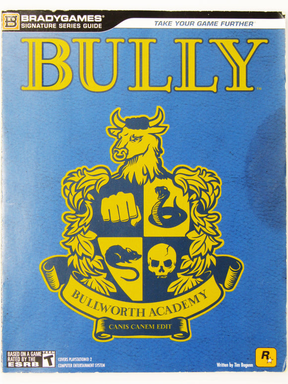 Bully [BradyGames] (Game Guide)
