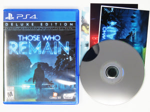 Those Who Remain (Playstation 4 / PS4)