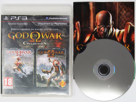 God of War Collection [French Version] [PAL] (Playstation 3 / PS3)