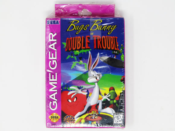 Bugs Bunny Double Trouble (Game Gear)