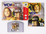 WCW vs NWO World Tour (Nintendo 64 / N64)