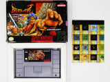 Breath of Fire (Super Nintendo / SNES)