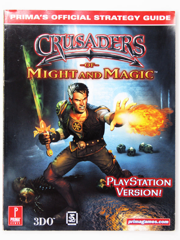 Crusaders Of Might And Magic [PrimaGames] (Game Guide)