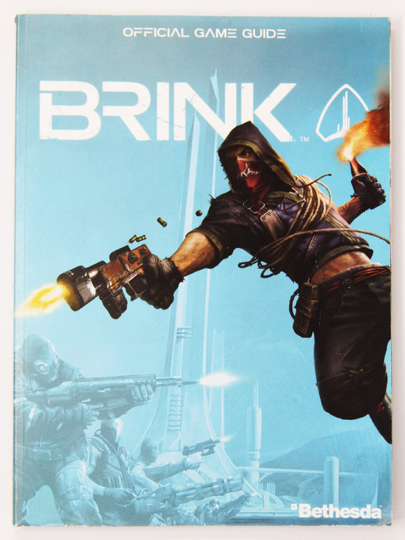 Brink Official Game Guide (Game Guide)