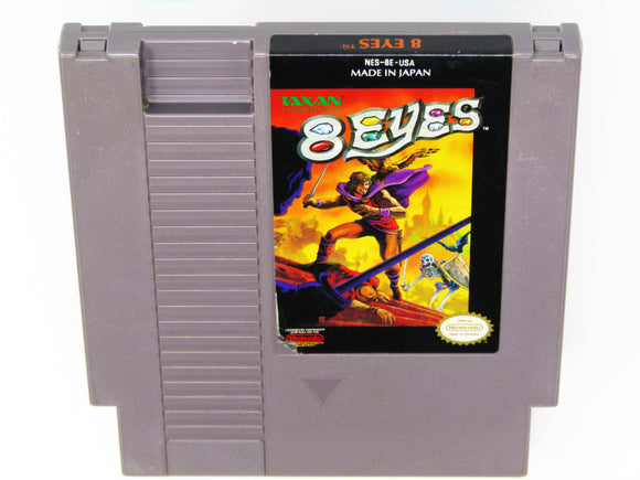 8 Eyes (Nintendo / NES)