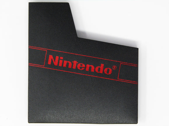 Nintendo Branded Cartridge Dust Cover/Sleeve (Nintendo / NES)